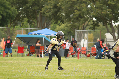 2010-08-28 Thunder vs. Merced Bears