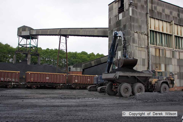2010, 25th May  Welbeck colliery