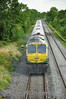 Following hot on the heals of the Special was 4005 and 219 with the 0830 Cork - Heuston. Sun 08.08.10