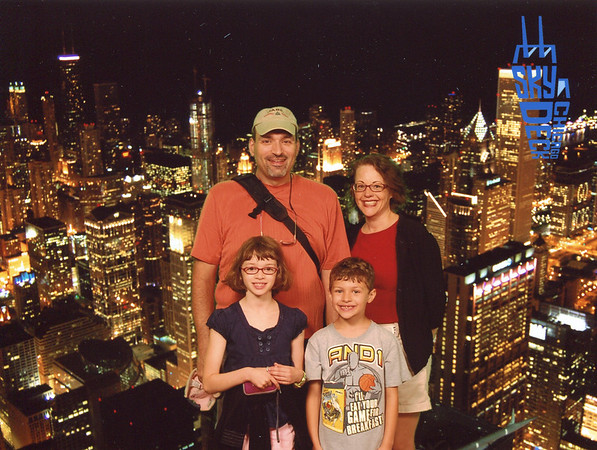 At Sears Tower