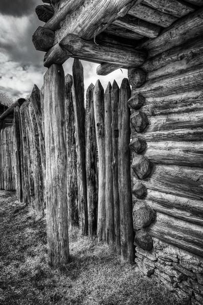 Moss Park Fort in Goodlettsville, TN