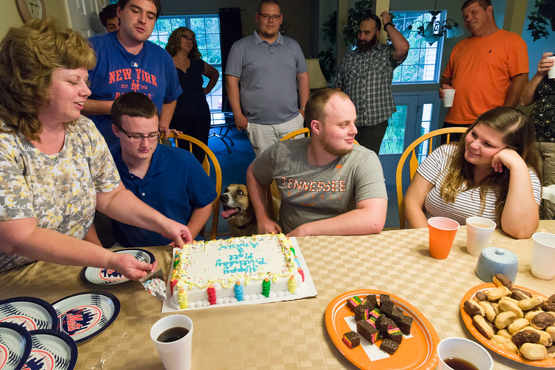 Matthew and Andrew's 2016 Birthday Party