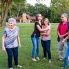 Mom, Aunt Kay, Kim, Lisa, Roger & Cece