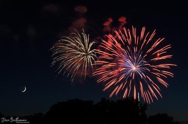 2019 Jul - Fireworks