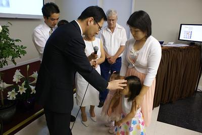 2011 세례식