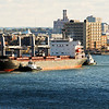 MV Nova Gorica heads to Everett to load scrap.