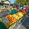 The Naples Farmers Market in Florida.