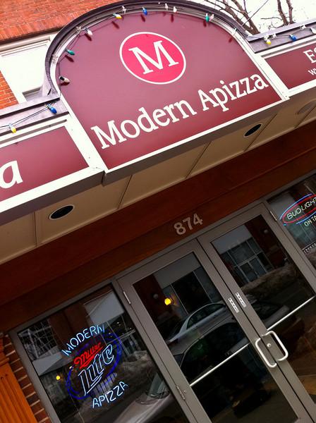 Modern - New Haven