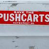 Haymarket in Boston, March 2011.
