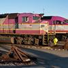 New MBTA Locomotive 010.