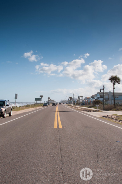 Looking Down the A1A