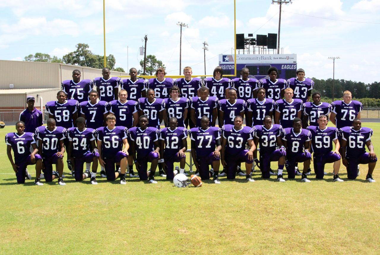 Varsity Eagles 2011.