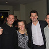 Andrew (Bolts) Bolton<br /> Simon Traynor<br /> Natalie Hood<br /> Cameron Hunter<br /> Rob Moulden