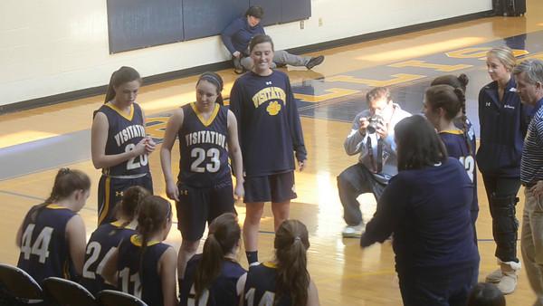 Georgetown Visitation @ Bullis (2/18/2012) Video