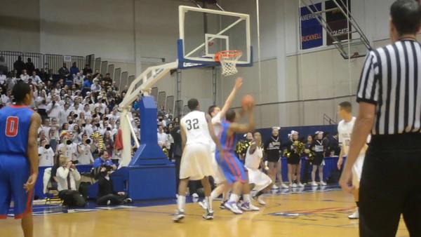 WCAC Boys Championship Game DeMatha vs Paul VI (2/27/2012)