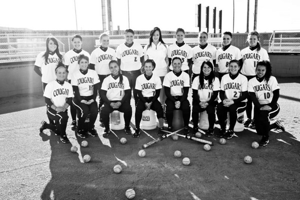 New Softball Team photos