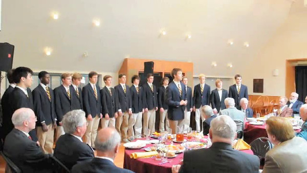 A video of The Notables performance at the 2012 Golden Fords Luncheon.