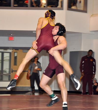 Buckley Duals wrestling tournament