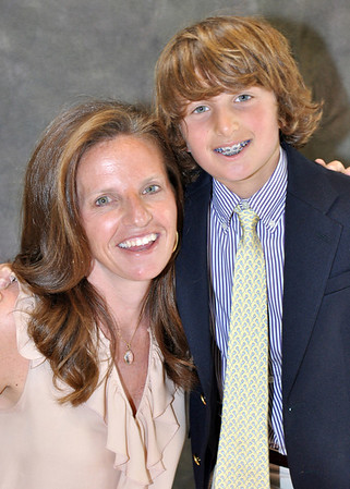 5th-Grade Mother-Son Luncheon