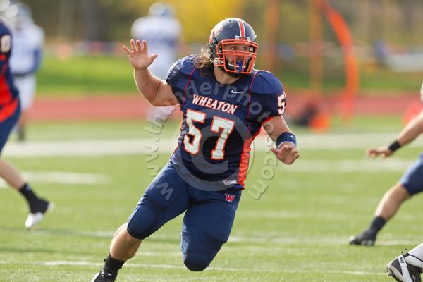 Wheaton College Football vs Millikin University