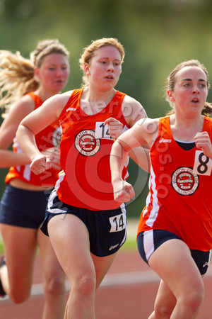 Wheaton College Track at North Central College First Chance Invitational