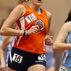Wheaton College Track & Field Team at CCIW Indoor Championships, North Central College