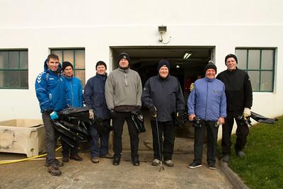 Þórhallur Sveinsson, Jakob Gunnarsson, Guðni Hafsteinsson, Atli Þór Þorvaldsson, Jóhannes Óli Guðmundsson, Haukur Björnsson og Ásmundur Kristinsson.