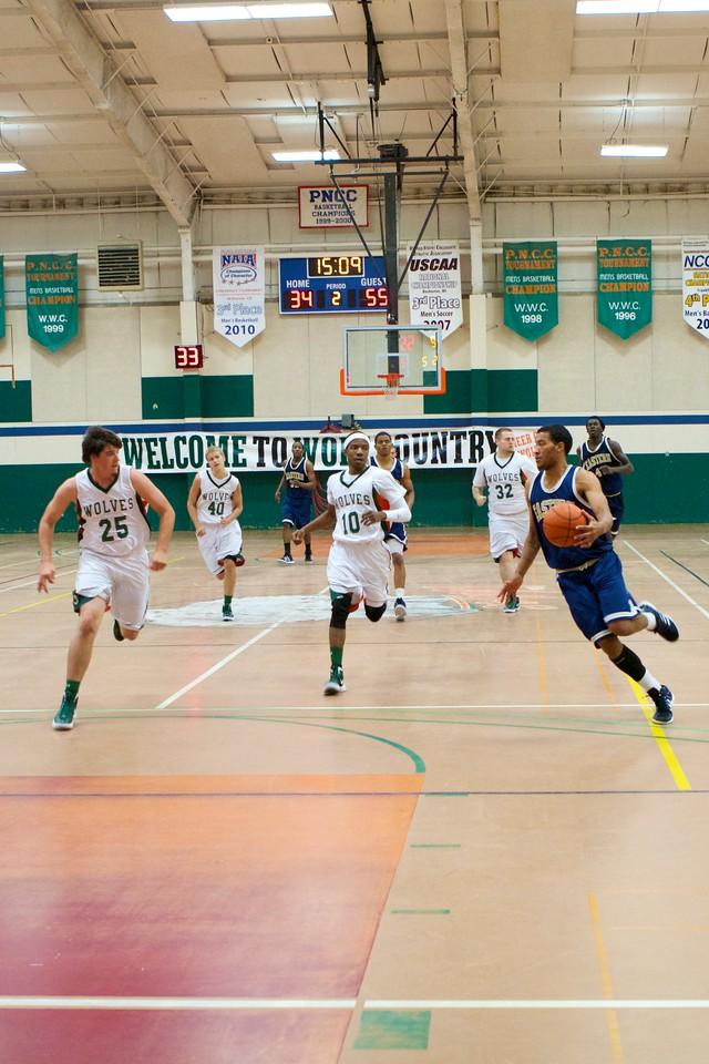 Athletics-Basketball