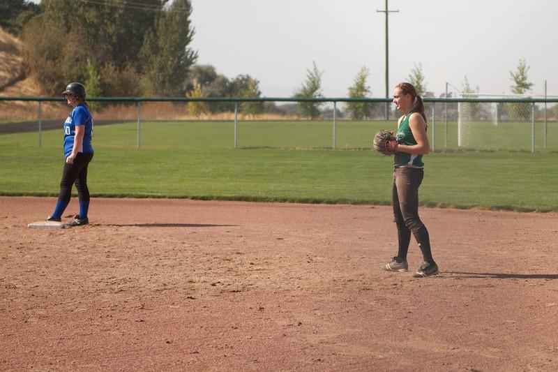 Athletics-Softball