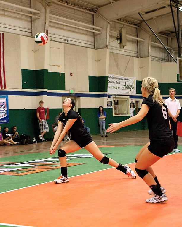 Athletics-Volleyball