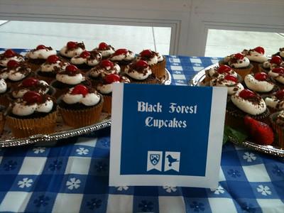 Homemade desserts from Oktoberfest 2011 (c)2011 A. Rayl