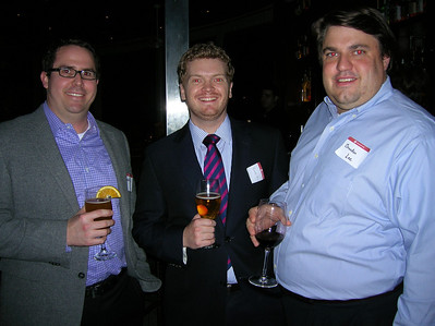 Alumni Reception - Dallas