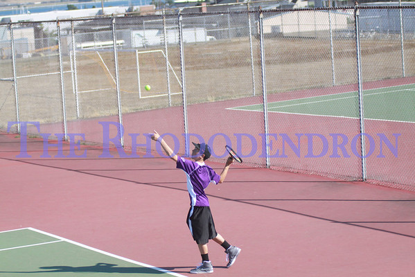 Boys Tennis 2011