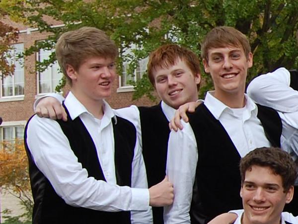 J-Pierce, Andrew, nathan, Seth