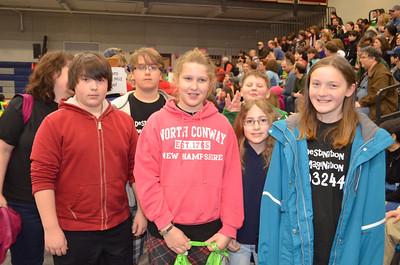 NH Destination ImagiNation State Finals. March 31, 2012 at Winnacunnet High School.