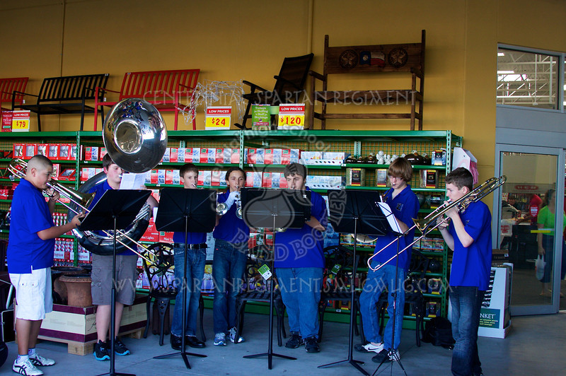 HEB Home for the Holidays - Spartanregiment