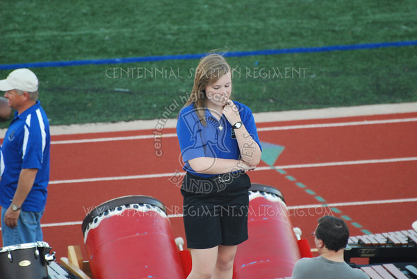 First Varsity Performance 8-25-2011