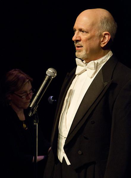 Carol Schmidt and Chuck Lavazzi