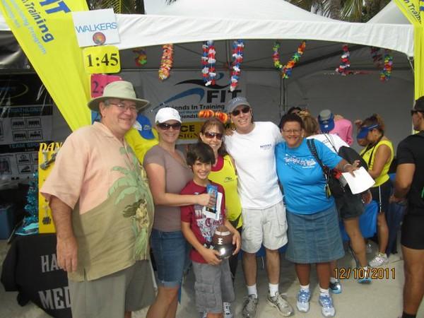 Latin Music RnR Half Marathon Expo