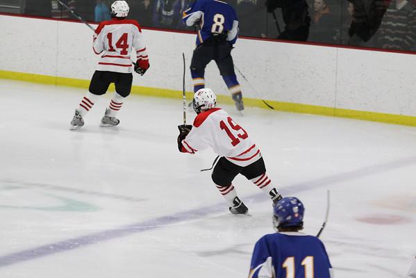 Men's Hockey 2012