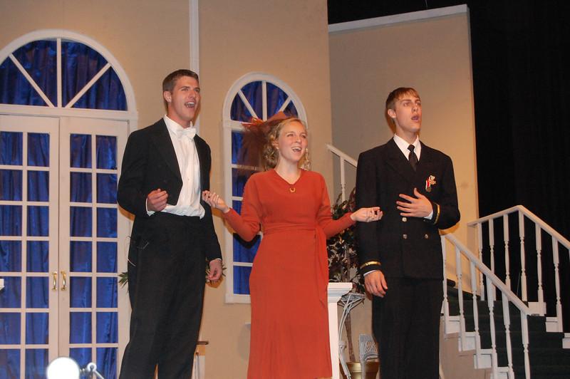 J-Kyle, Nathan, Nicole singin