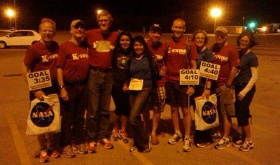 Space Coast Marathon and Half Marathon