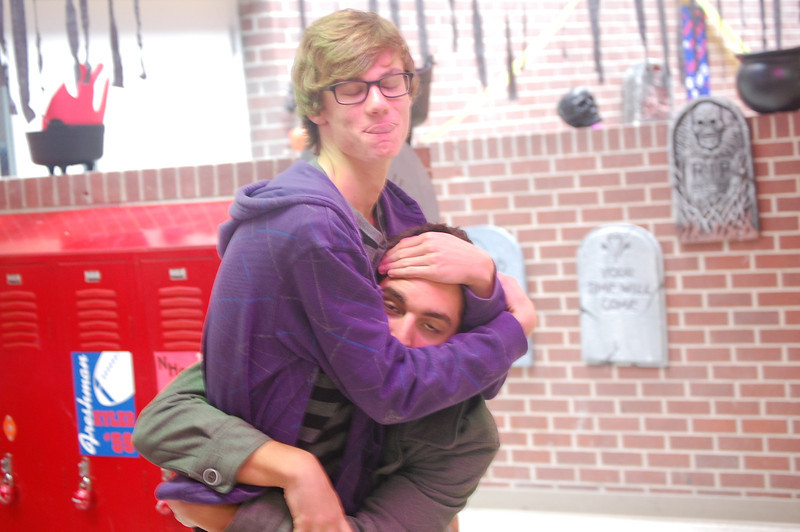 J-Cody Steward and Zach Bergeman