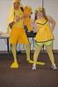 Senior Homecoming Sam Wyrick and Brenna Robinson