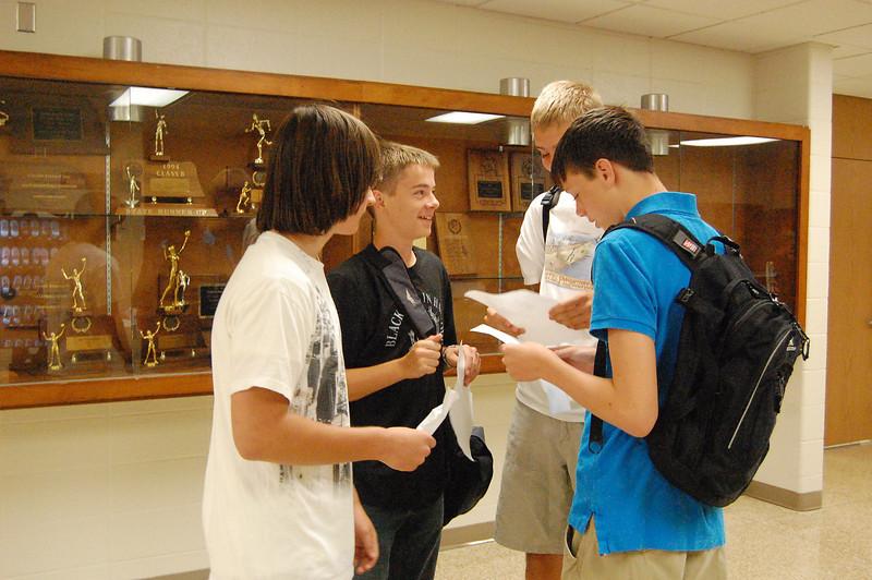 J-Sophomores Day 1