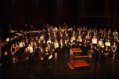 UNCG Honor Band