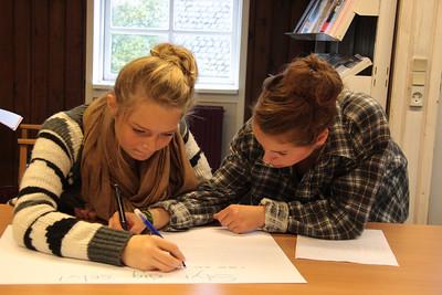 Team 9 - Gruppearbejde i dansk