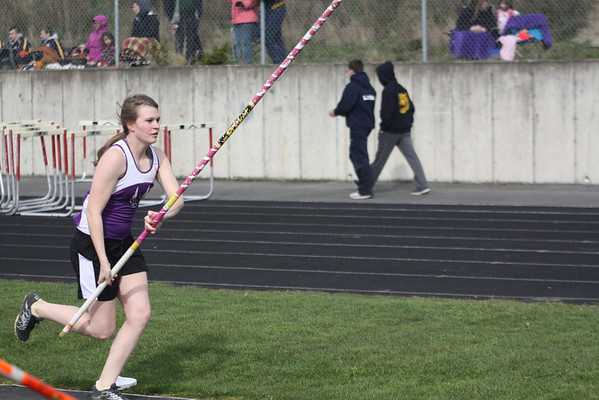 1st Home Track meet