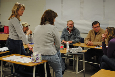 Appraiser Training (week 1 ) At Milford Middle School. January 28, 2012