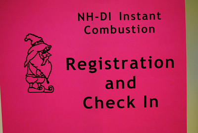 NH Destination ImagiNation Team Training at UNH